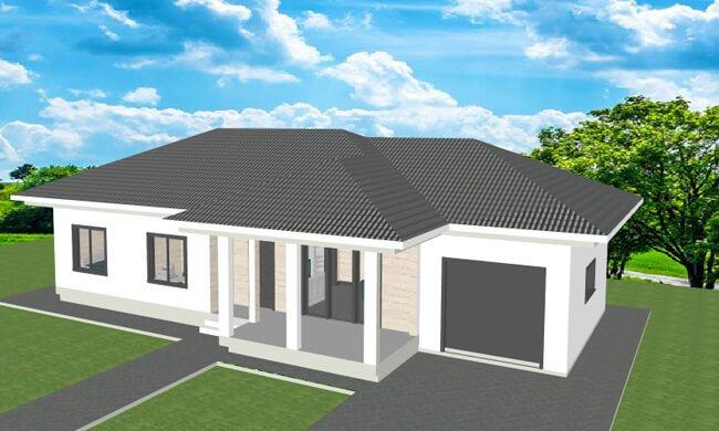 Maker montažna kuća Agata