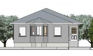 Maker montažna kuća Altina- izgled 1