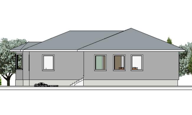 Maker montažna kuća Altina- izgled 2
