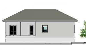 Maker montažna kuća Ana - izgled 2
