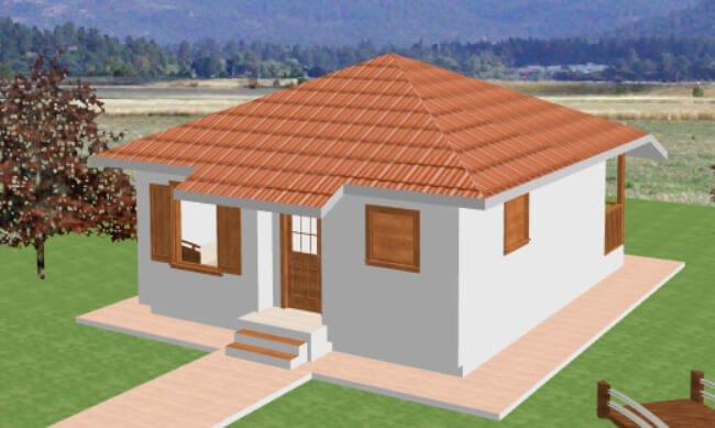 Maker montažna kuća Anastasija