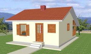 Maker montažna kuća Andrea