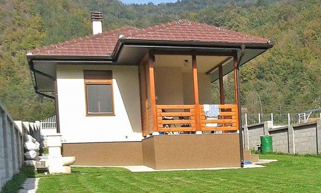 Montažne kuće Maker Ivanjica Bačevci 1