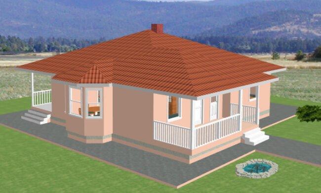 Maker montažna kuća Beka