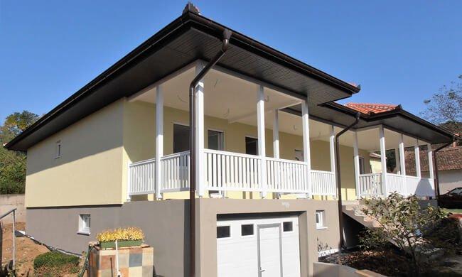 Montažne kuće Maker Ivanjica Beranje 180