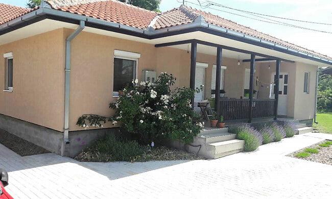Montažne kuće Maker Ivanjica Borča 100-1