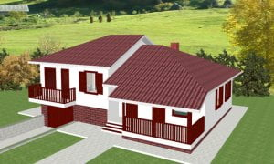 Maker montažna kuća Dajana
