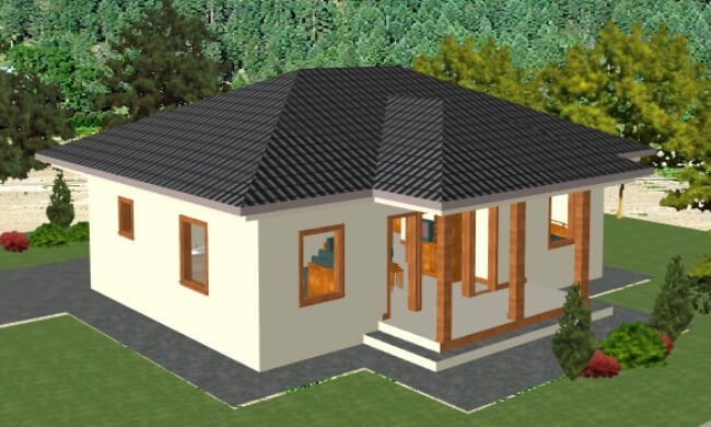 Maker montažna kuća Darija
