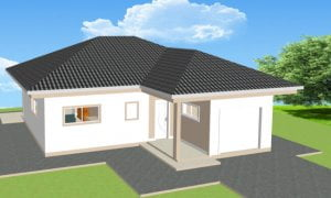 Maker montažna kuća Djina