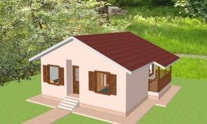 Maker montažna kuća Ema
