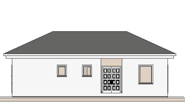 Maker montažna kuća Ferona- izgled 2
