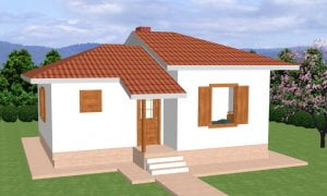 Montažna kuća Galija