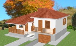 Montažna kuća Hera