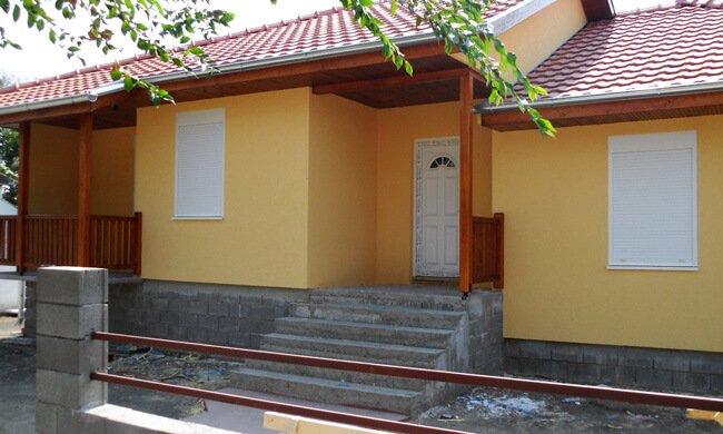 Montažne kuće Maker Ivanjica Klek 127-2