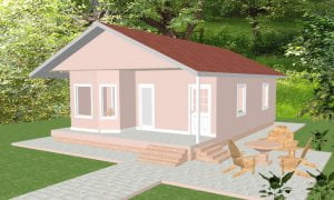 Montažna kuća Maker Lela