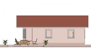 Montažna kuća Maker Lela-izgled 2