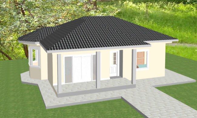 Montažna kuća Maker Lira