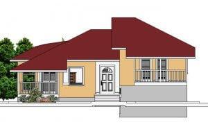 Montažna kuća Maker Magda-izgled 1