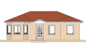 Montažna kuća Maker Majami -izgled 1