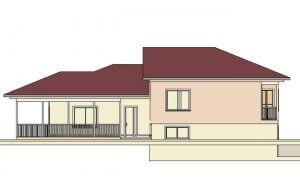 Montažna kuća Maker Miona-izgled 1
