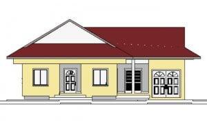 Montažna kuća Maker Mura-izgled 1