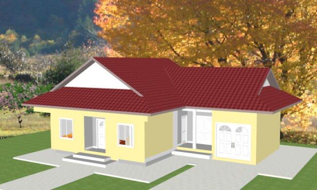Montažna kuća Maker Mura