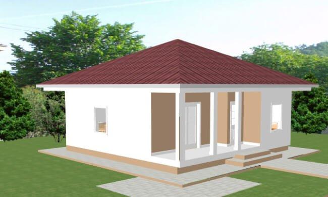Montažna kuća Maker Nadja