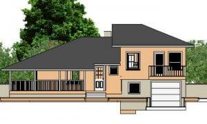 Montažna kuća Maker Nela-izgled 1