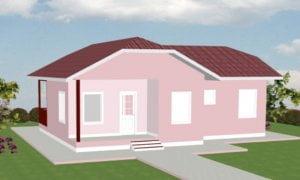 Montažna kuća Maker Nikolina