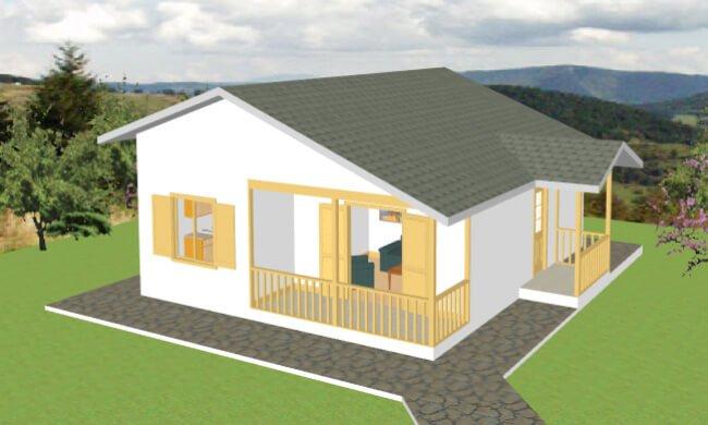 Montažna kuća Maker Penelopa