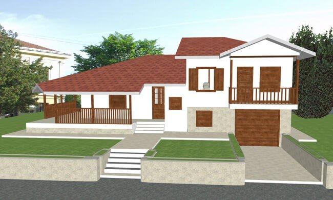 Montažna kuća Maker Sena