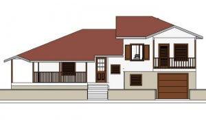 Montažna kuća Maker Sena-izgled 1
