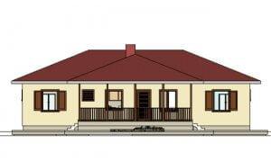 Montažne kuće Maker Stefani-izgled 1