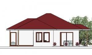 Montažne kuće Maker Tamara-izgled 1