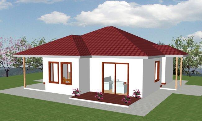 Montažne kuće Maker Tamara