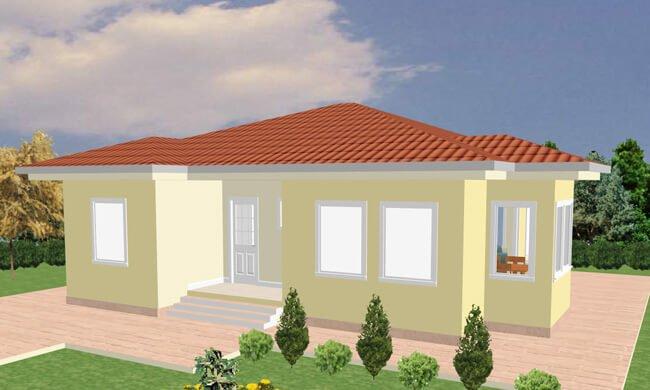 Montažne kuće Maker Una