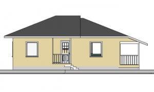 Montažne kuće Maker Verona-izgled 1