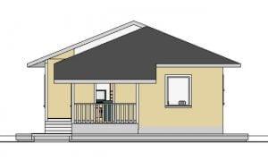 Montažne kuće Maker Verona-izgled 2
