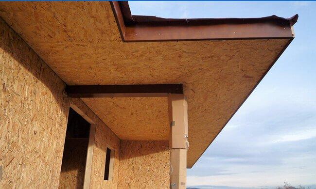 Opšivanje streha