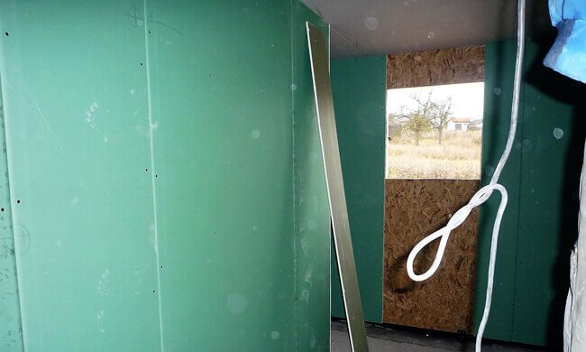 Vodootporne gips kartonske ploče