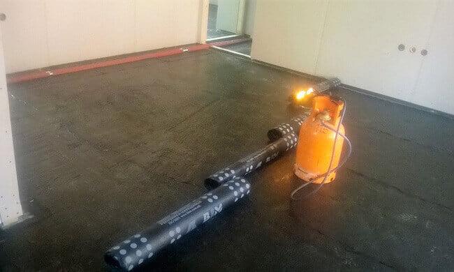 Hidro izolacija poda