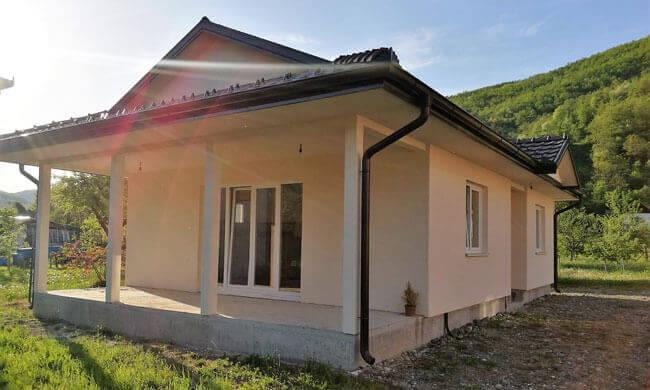 Montažna kuća Maker Ivanjica Brus 1