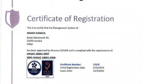 Montažne kuće sertifikati